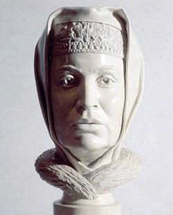 Софья Палеолог. Реконструкция С.А. Никитина. 1994.