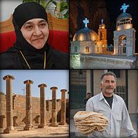 Довоенная Сирия: мирная жизнь и святыни
