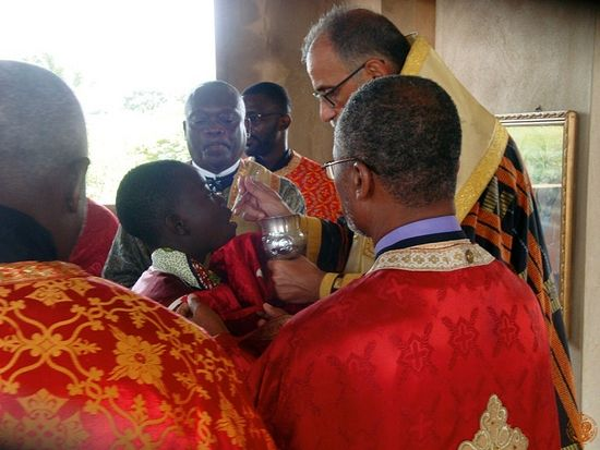 Making our way to the Church of Benin / OrthoChristian Com
