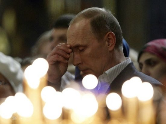 Russia is the last major world power defending Christianity