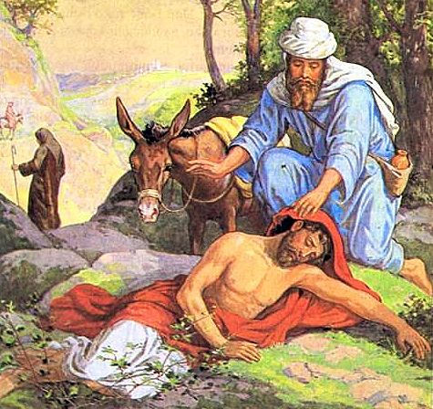 Притча о милосердном самарянине