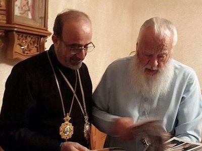 Одессу посетил викарий Антиохийского Патриарха епископ Кайс (Садик)