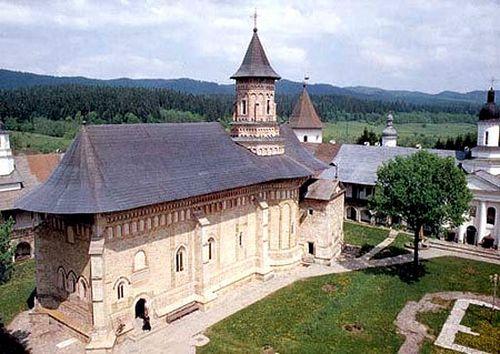 Нямецкий Вознесенский монастырь в Румынии