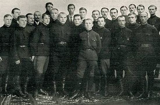 Sergei Jaroff and the Don Cossack Choir, Vienna, 1923