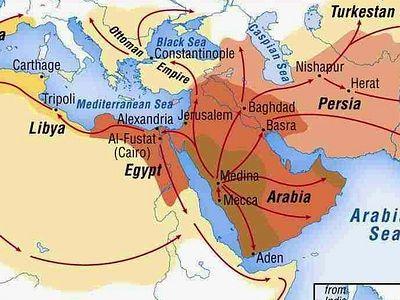 Лекция 02. Войны вместе с арабами да компромиссы вместе с монофизитами