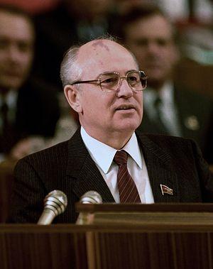 M. Gorbachev