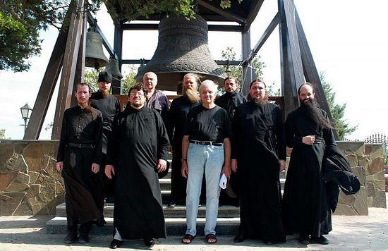 На благотворительном концерте «Соловки: златая цепь времен» в Херсонесе