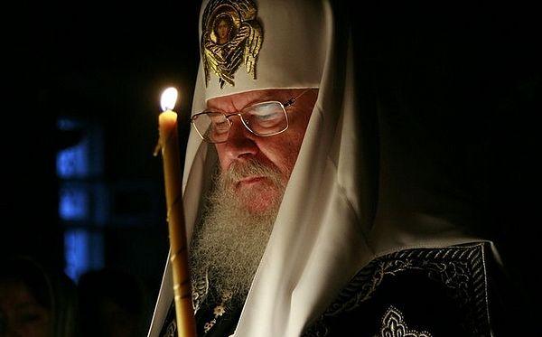 Святейший Патриарх Московский и всея Руси Алексий II. Фото: С. Власов