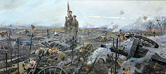 П.В. Рыженко. «Стоход. Последний бой Лейб-Гвардии Преображенского полка»