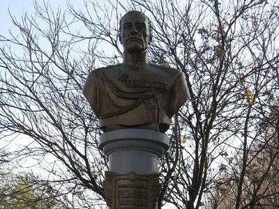 Monument to Grand Duke Konstantin Konstantinovich Dismantled in Odessa