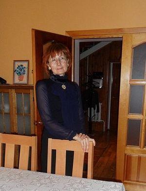 Татьяна Иосифовна Воронова