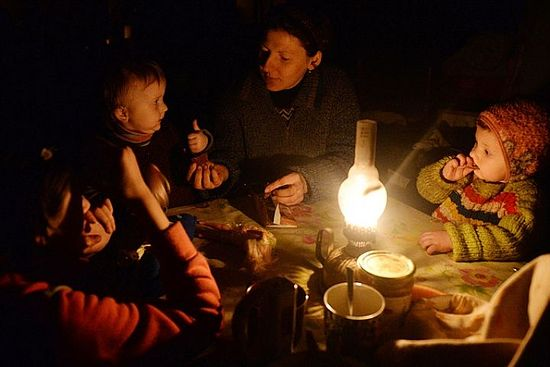 Крим без струје