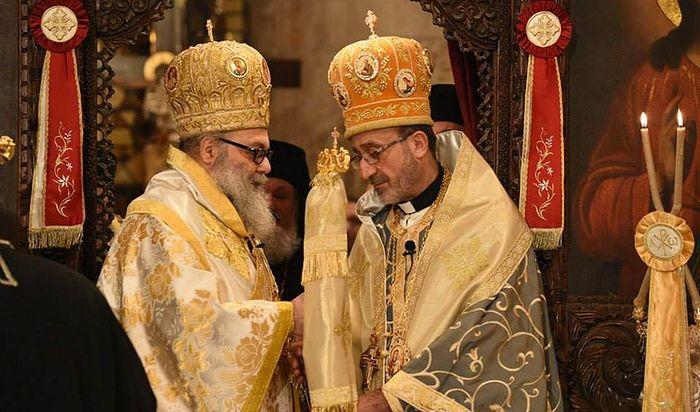 После рукоположения во епископы