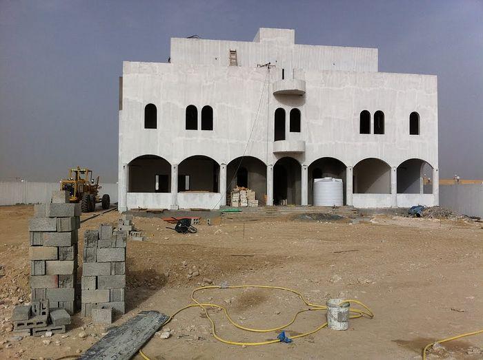 Катар. Возведение храма в честь свв. Исаака и Георгия послужило разрыву отношений между Иерусалимским и Антиохийским Патриархатами