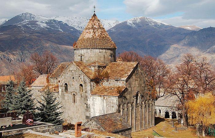 Санаинский монастырь, Армения