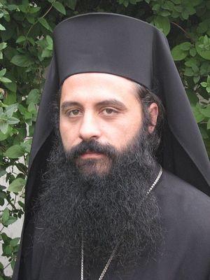 Abbot Archimandrite Porphiry