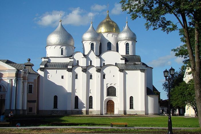 Софийский собор, Новгород