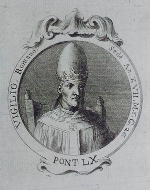 Папа Вигилий