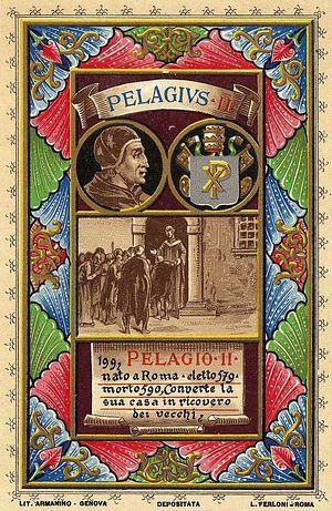 Папа Пелагий II