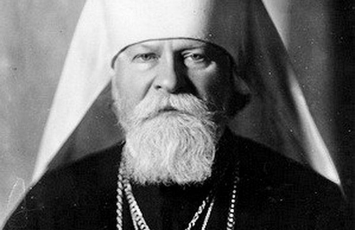 Митрополит Крутицкий и Коломенский Николай (Ярушевич)