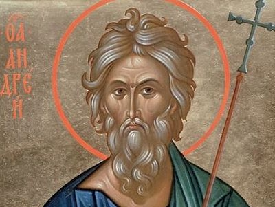 Андреј Првозвани, апостол Христов