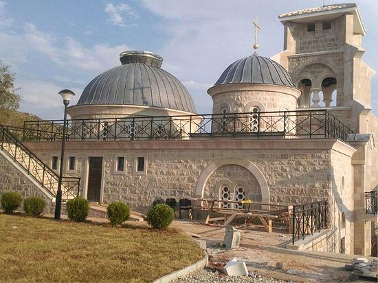 Храм Христовог Васкрсења у Пребиловцима (фото: Марко Ђерић)