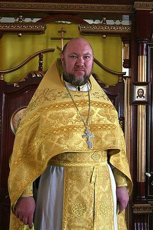 Priest Igor Zyryanov