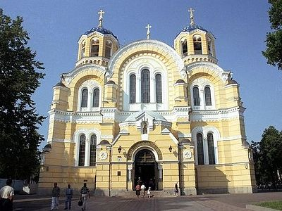 «Захват Филаретом Владимирского кафедрального собора – величайшее преступление нашего времени»