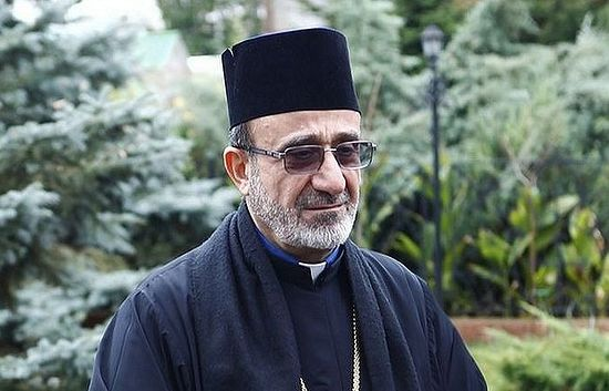 Bishop Qais (Sadiq) of Erzurum