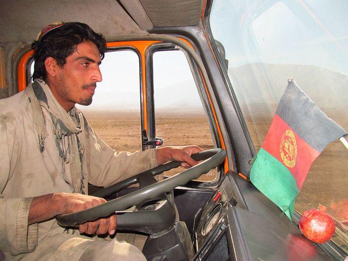 """Александр оценил Афганистан с неожиданной точки зрения: """"Автостоп в Афганистане прекрасный"""""""
