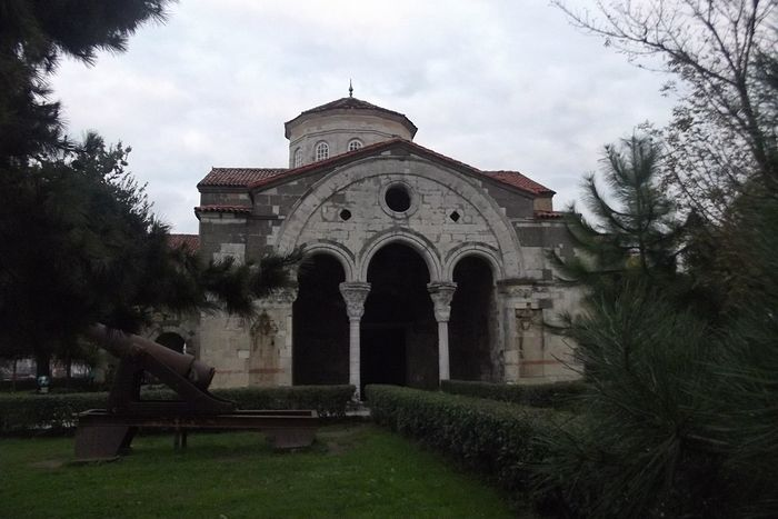 Храм святой Софии в Трабзоне – ныне мечеть
