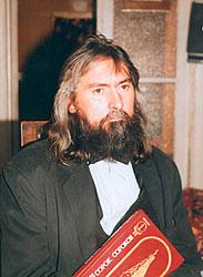 Писатель Петр Паламарчук (20.XII.1955 - 14.II.1998)