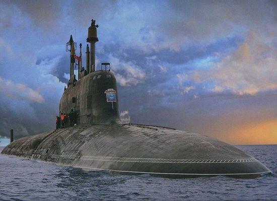 АПЛ проекта 955 «Борей»