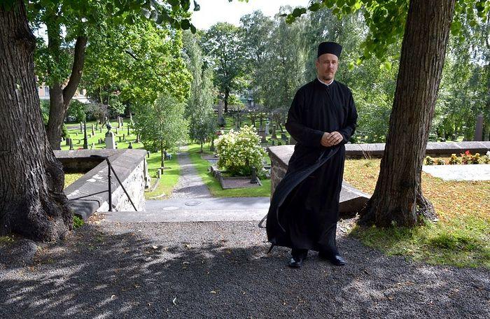 Игумен Климент (Хухтамяки). Фото: Аркадий Рябиченко