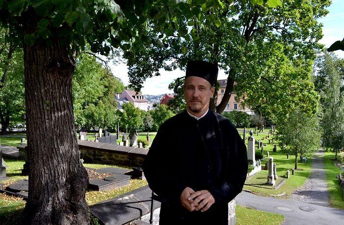 Игумен Климент (Хухтамяки). Фото Аркадия Рябиченко