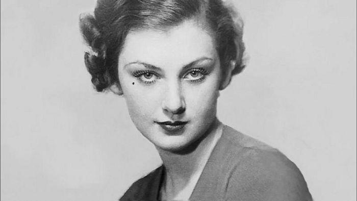 1936 год, Париж. Ирен фон Дрейер — вице-мисс конкурса «Мисс Россия»