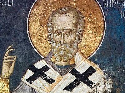 Беседа на Светог Оца Николаја