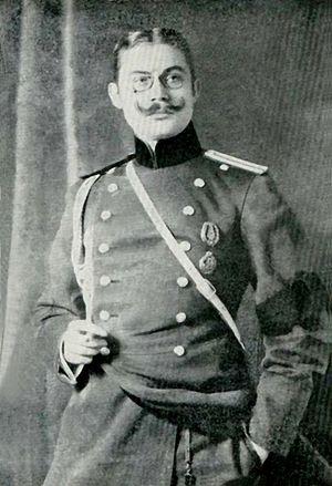 Генерал-мајор Владимир Николајевич фон Дрејер