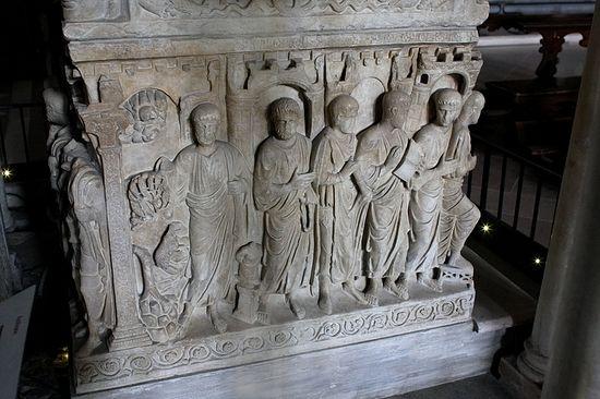 Sarcophagus of Stilicone
