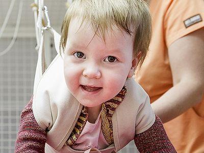 «Детский церебральный паралич – не приговор»