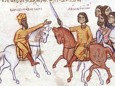 Лекция 16. Византия в IX-XII веках