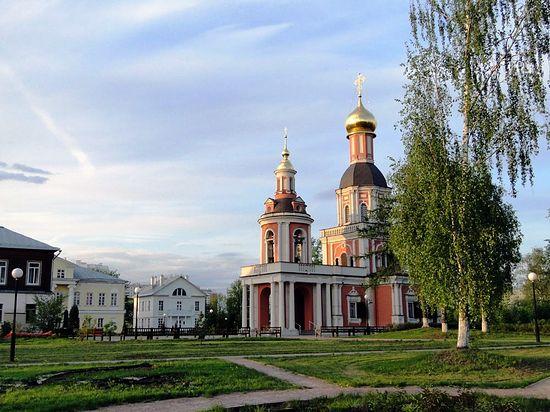 Храм Живоначальной Троицы в Усадьбе Свиблово. Фото: http://s-blag.ru/