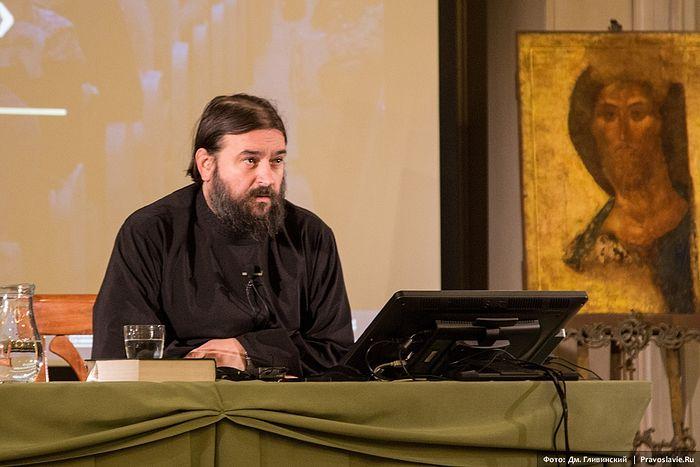 Протоиерей Андрей Ткачев. Фото: Дм. Гливинский / Православие.Ru