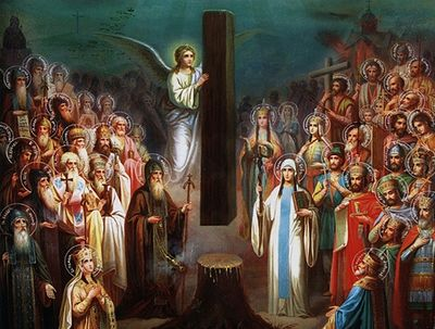 Грузинская Церковь прославит в лике святых мать святой Сидонии Сарру