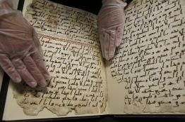Quran predating mohammad
