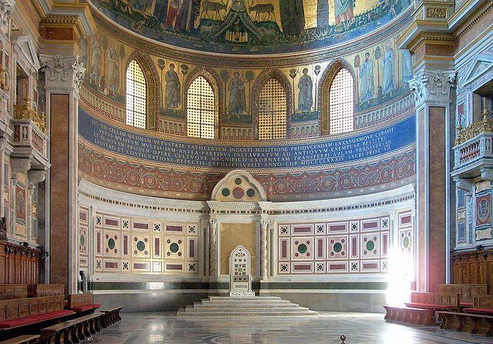 Латеранский собор, Рим