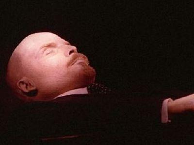 Bill Introduced in Russian State Duma to Bury Lenin