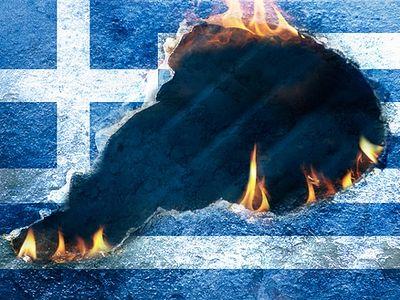 «Это черный день в истории Греции, но дальше будет еще хуже»