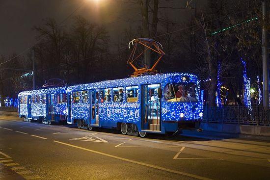 """Трамвай №39, м. """"Чистые пруды"""" - """"Университет"""""""