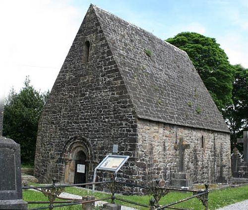 St. Flannan's Chapel in Killaloe, Clare